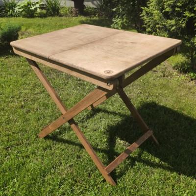 Раскладной стол со столешницей