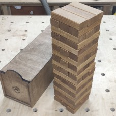 Настольная игра  Дженга 37.8х10.5х10.5 см